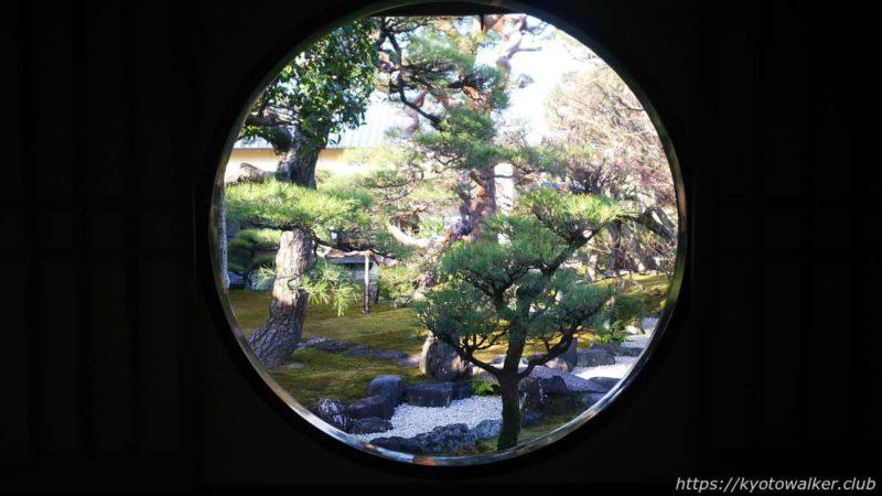 妙顕寺 光琳曲水の庭 20200102