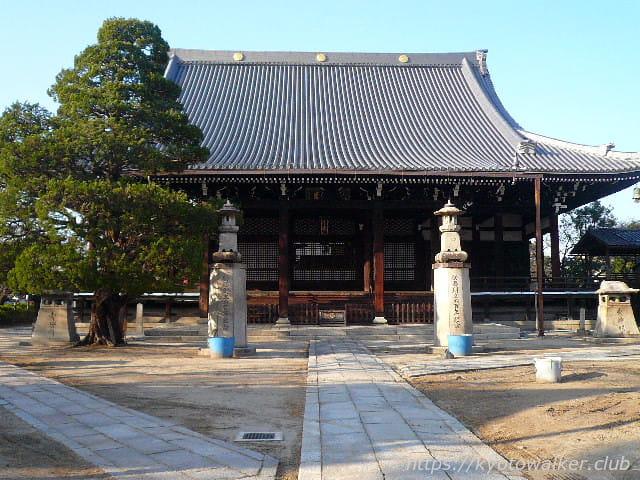 妙顕寺 本堂 20130313