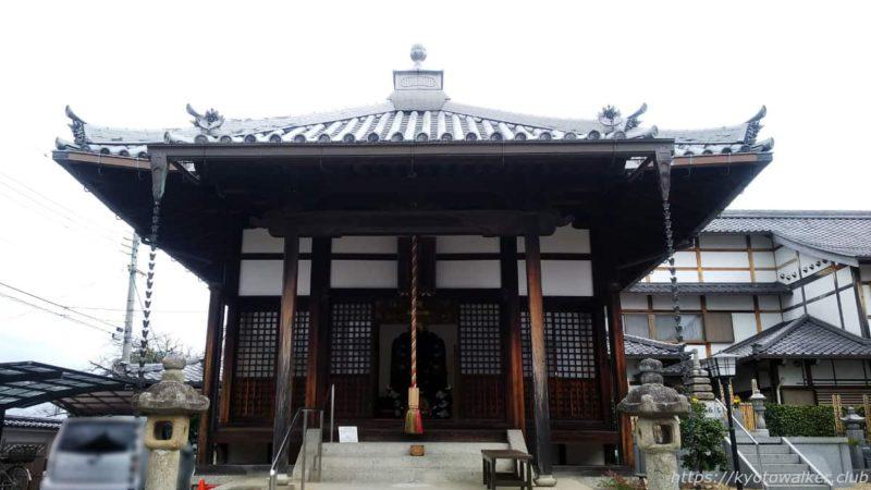長円寺 観音堂 20200128