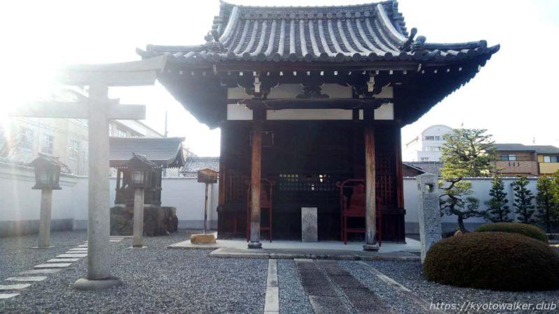 正運寺 観音堂 20200202
