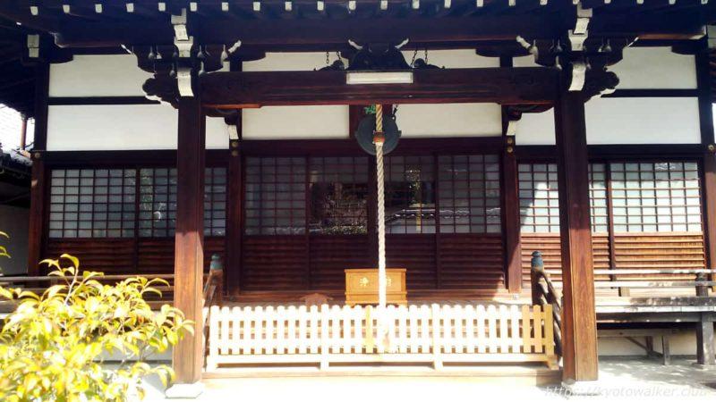 日體寺 本堂 20200217