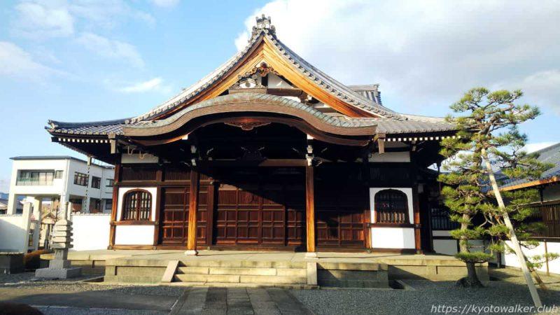 正運寺 本堂 20200202