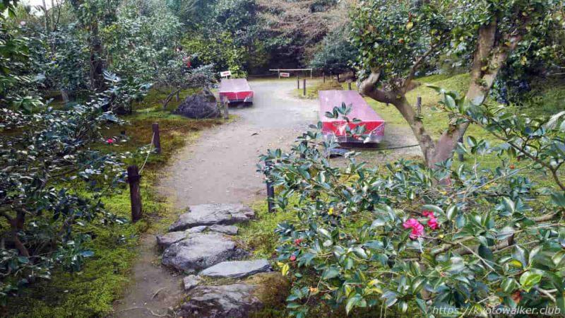 霊鑑寺 庭園 20200223