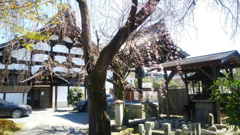 満願寺 境内 梵鐘 閼伽井 閼伽井天 20200323