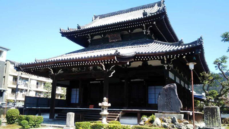 満願寺 本堂 20200323