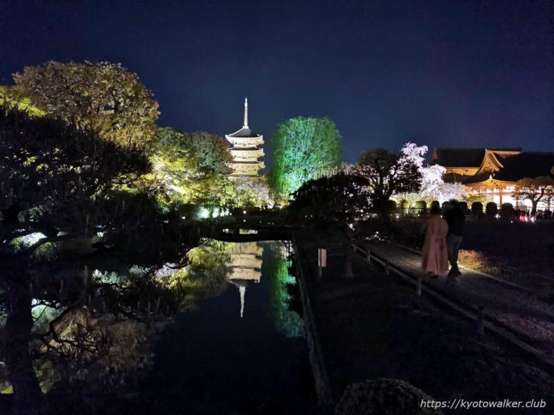 東寺 20210331