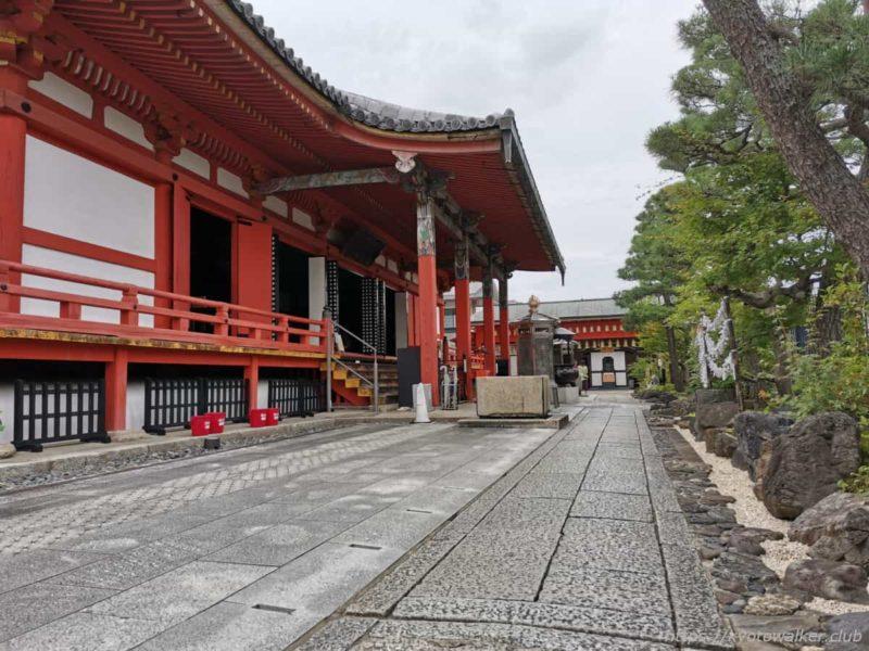 六波羅蜜寺 本堂と迎鐘と地蔵堂 20210704