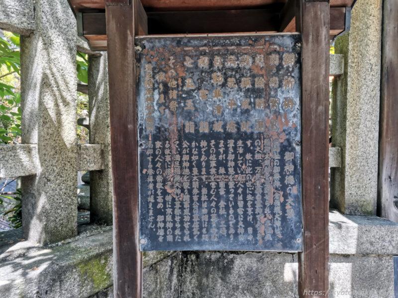 満足稲荷神社 御神徳 20210411